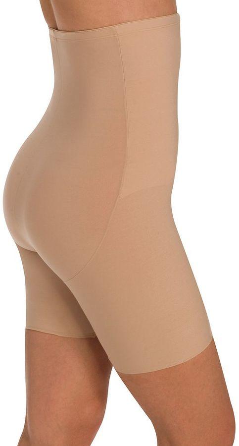 Naomi & Nicole luxurious shaping high-waist thigh slimmer 7229 - women's