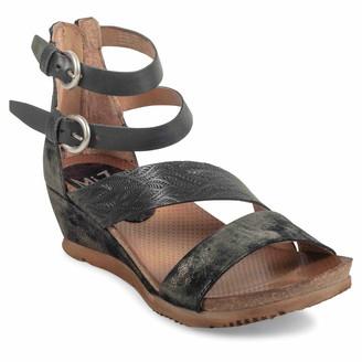 Miz Mooz Millie Wedge Sandal