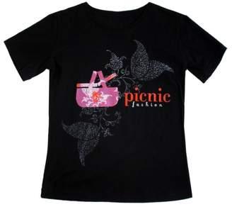 Soft As A Grape Picnic Tee Shirt