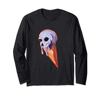 Celebrate 365 Skull Ice Cream Long Sleeve T-shirt