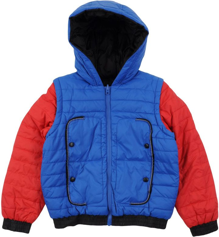 Little Marc Jacobs LITTLE MARC JACOBS Synthetic Down Jackets