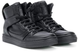 Gallucci Kids TEEN high-top sneakers
