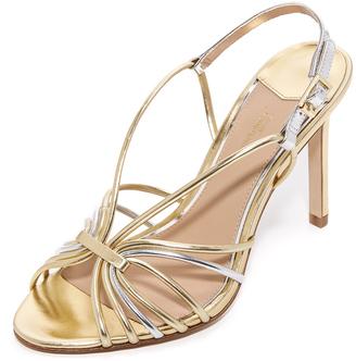 Diane von Furstenberg Milena Sandals $298 thestylecure.com