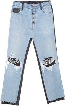 Amiri Denim pants - Item 42744766BF