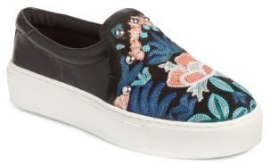 Women's Rebecca Minkoff Noelle Embellished Slip-On Platform Sneaker $149.95 thestylecure.com