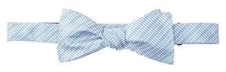 Vince Camuto Naples Grid Print Bow Tie