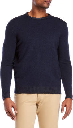 Forte Cashmere Crew Neck Cashmere Sweater