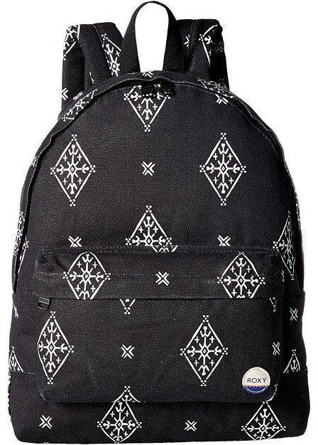 Roxy - Sugar Baby Canvas Backpack Backpack Bags