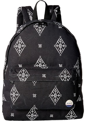 Roxy - Sugar Baby Canvas Backpack Backpack Bags $40 thestylecure.com