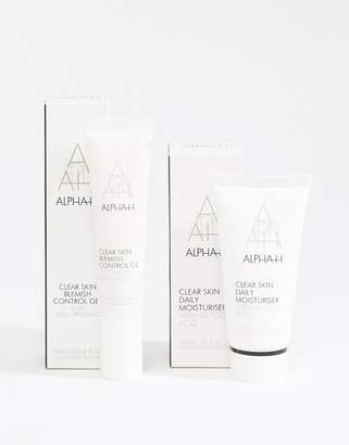Alpha-h ASOS Exclusive Limited Edition Clear Skin Duo