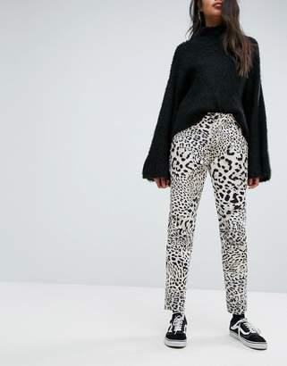 G Star G-Star 5622 Elwood X 25 Pharrell Jean in Leopard Print