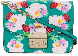 Furla printed Metropolis shoulder bag