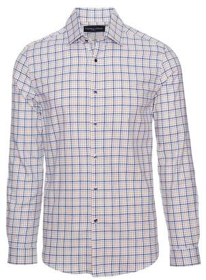 Paisley & Gray Plaid Long Sleeve Slim Fit Shirt