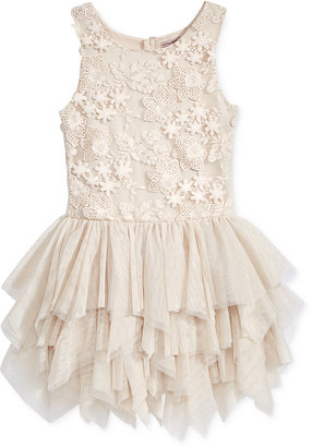Nanette Lepore Embroidered Ballerina Dress, Big Girls (7-16) $98.50 thestylecure.com