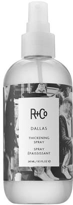 R+Co Dallas Thickening Spray, 8.5 oz. $28 thestylecure.com