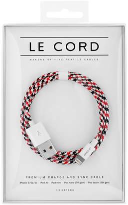 Le Cord Krugeri 1.2m Lightning Cable