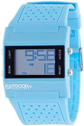Outdoor Products (アウトドア プロダクツ) - [アウトドアプロダクツ]OUTDOOR PRODUCTS スクエアデジタル ブルー ODP0503 BL 【正規輸入品】