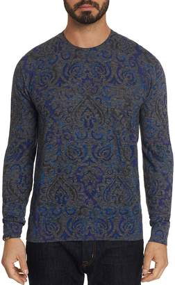 Cairo Tile-Patterned Sweater