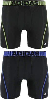 adidas Men's 2-Pk. Sport Performance ClimaCool Boxer Briefs