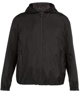 Prada Lightweight Technical Jacket - Mens - Black
