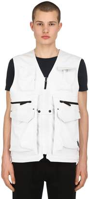 Nike Stretch Cotton Utility Vest
