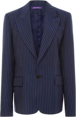 Ralph Lauren Kalena Pinstripe Jacket