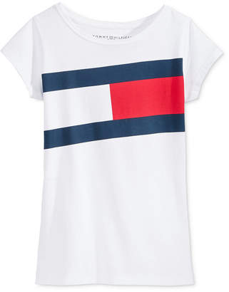 Tommy Hilfiger Flag Tee, Big Girls (7-16) $19.50 thestylecure.com