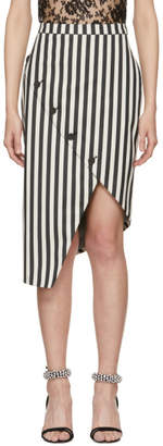 Altuzarra Black and White Paul Bert Skirt