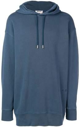 Acne Studios Fala Wash hooded sweatshirt