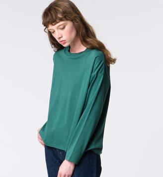 BSHOP (ビショップ) - ビショップ 【handvaerk】クルーネックTシャツ WOMEN