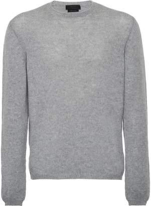 Prada cashmere crew-neck sweater