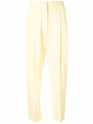 Petar Petrov tapered pleated trousers