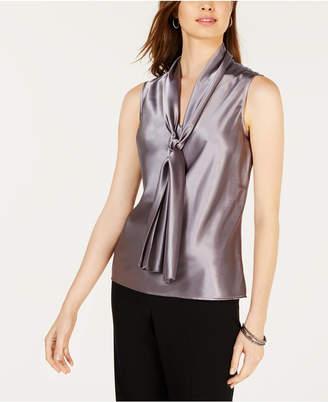 Nine West Tie-Neck Sleeveless Camisole