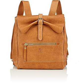 Il Bisonte Men's Leather Backpack
