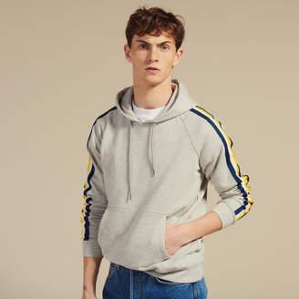 Sandro Fleece hoodie sweatshirt