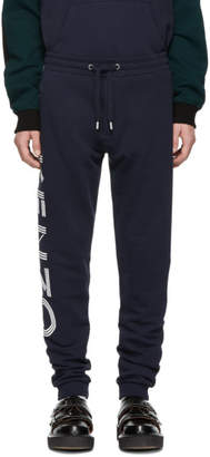 Kenzo Navy Sport Lounge Pants