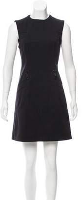 Fendi Sleeveless A-Line Dress