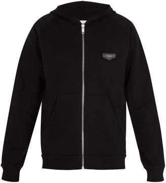Givenchy Antigona-patch hooded sweatshirt