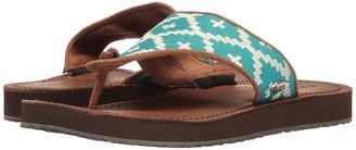 Acorn - ArtWalk Leather Flip Women's Sandals $55 thestylecure.com