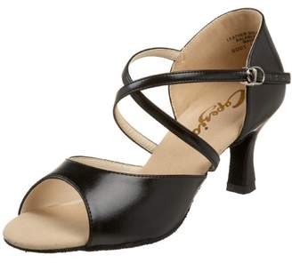 "Capezio Social Dance - Eva 2"" Heel - Size 6.5W"