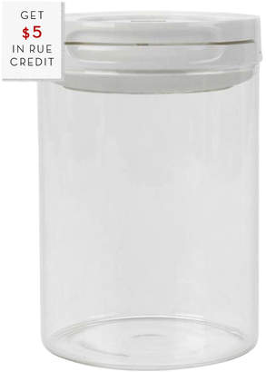 OXO Good Grips 1.6Qt Fliplock Glass Canister With $5 Rue Credit