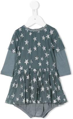 Stella McCartney Mouse star print dress