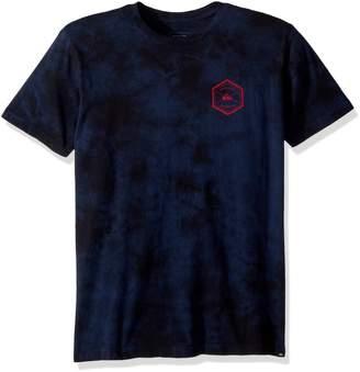 Quiksilver Young Men's Octo Dye T-Shirt, -, M