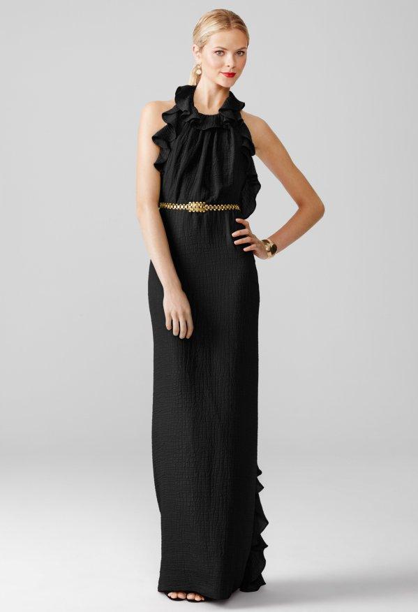 Chelsea Halter Gala Gown