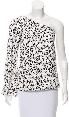 Keepsake Overpowered One-Shoulder Top w/ Tags
