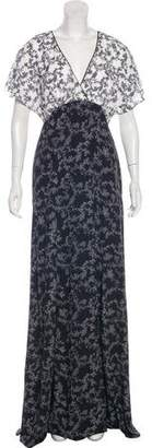 Erin Fetherston ERIN by Printed Maxi Dress