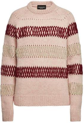 Calvin Klein Knit Wool Pullover