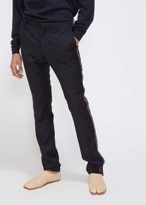 Lanvin Dip Dye Ribbon Slim Trouser