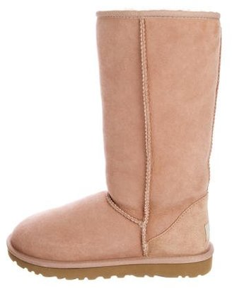 UGG Australia Classic Tall Boots $95 thestylecure.com