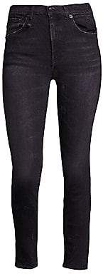 R 13 Women's High-Rise Skinny Jeans